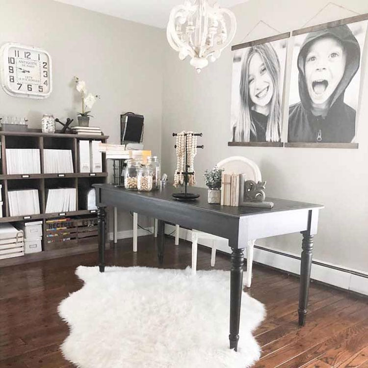 Cozy Office Decorations For Your Home