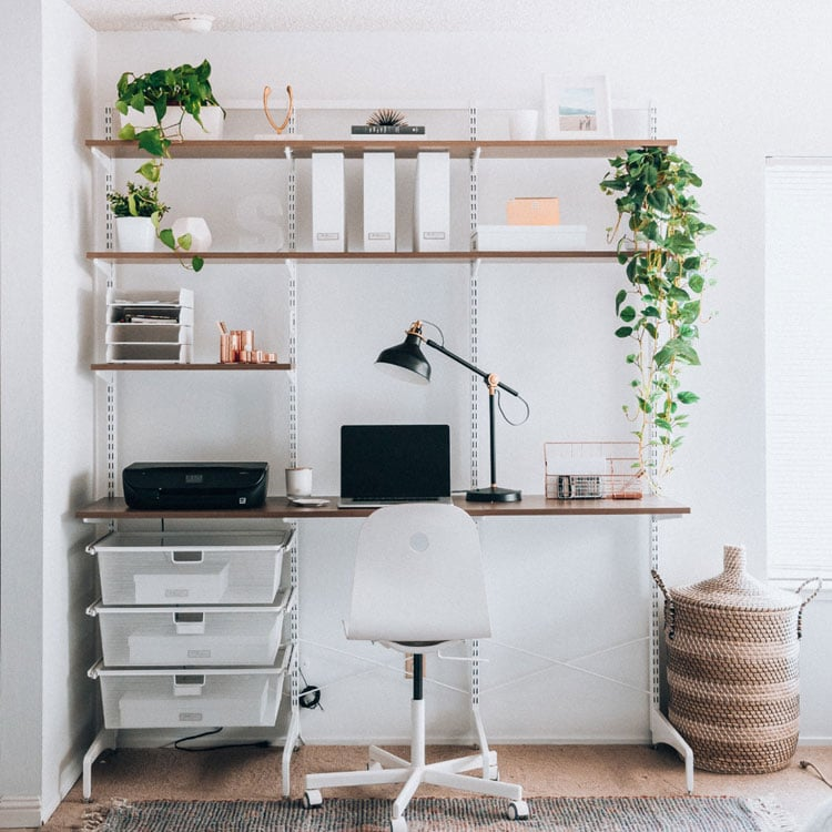 Customized Home Office Solutions