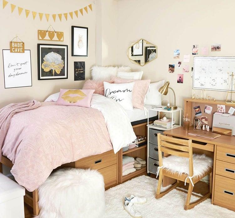 Cute Dorm Room Decor Inspiration