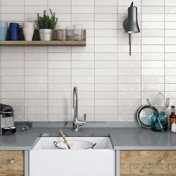 Easy and Simple Kitchen Backsplash Concepts