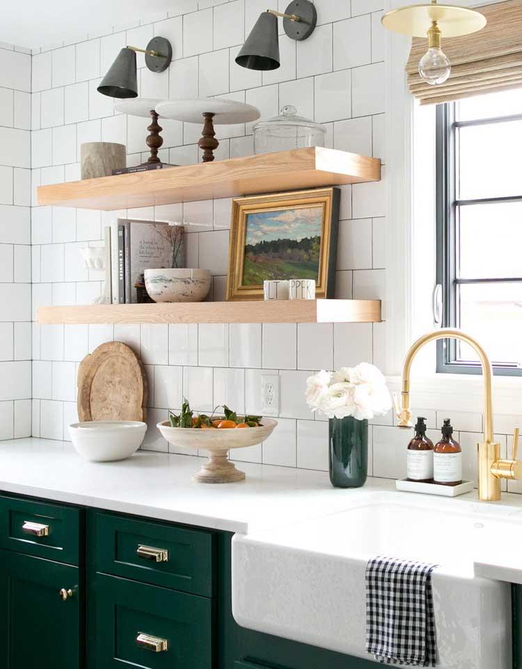 Elegant Rustic Kitchen Design