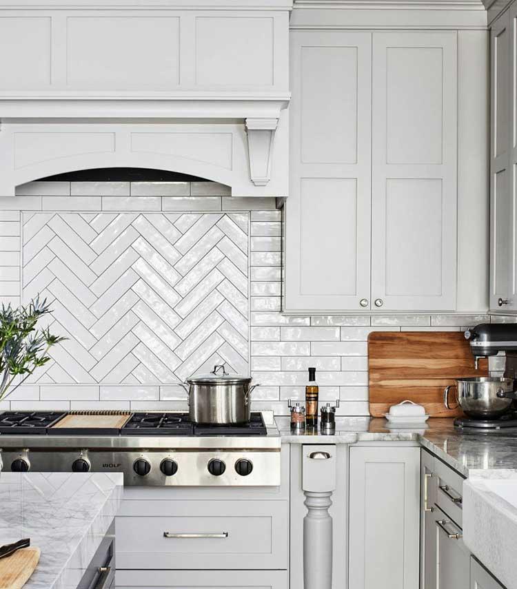 57 Best Farmhouse Kitchen Backsplash Ideas 2021 Designs