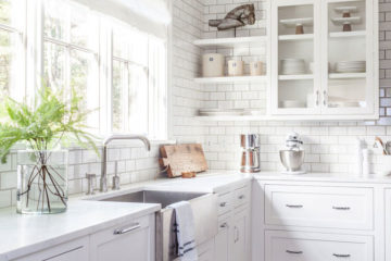 Farmhouse Kitchen Backsplash