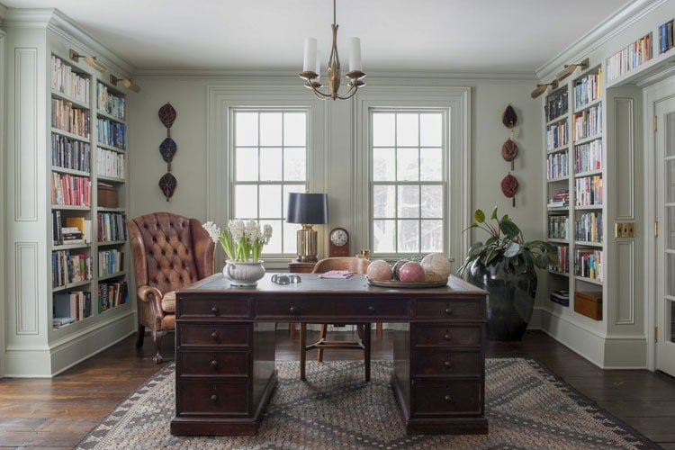 Home Office Study Room