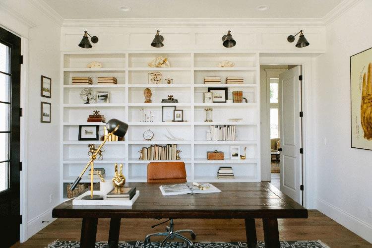 Modern Home Office Decor Ideas