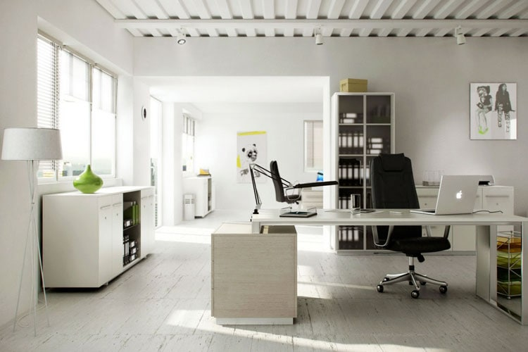 Practical Interior Design For Your Office