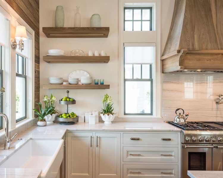 Rustic Chic Farmhouse Kitchen Decor