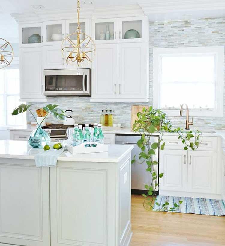 Small Kitchen Backsplash