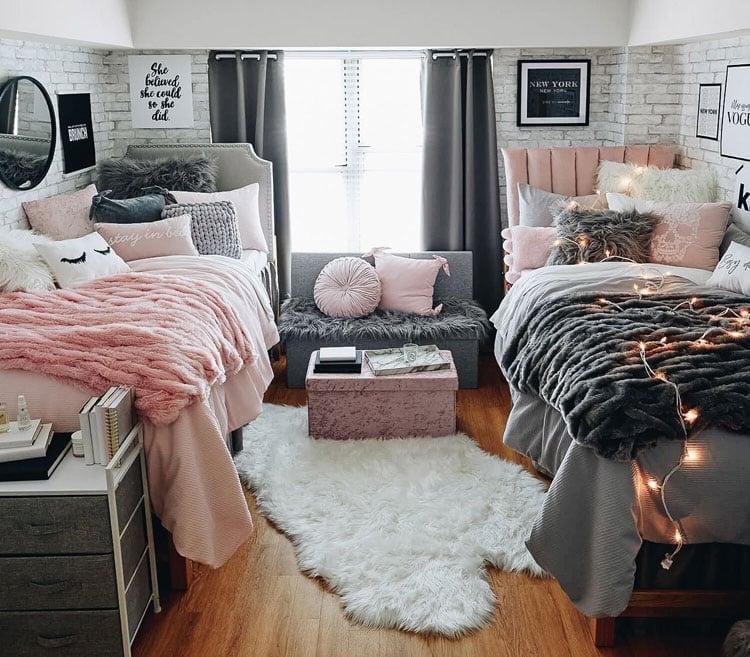 Trendy Dorm Room Decor
