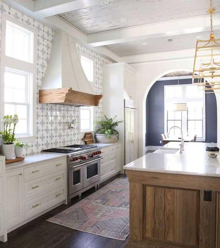 Upscale Kitchen Tile Ideas