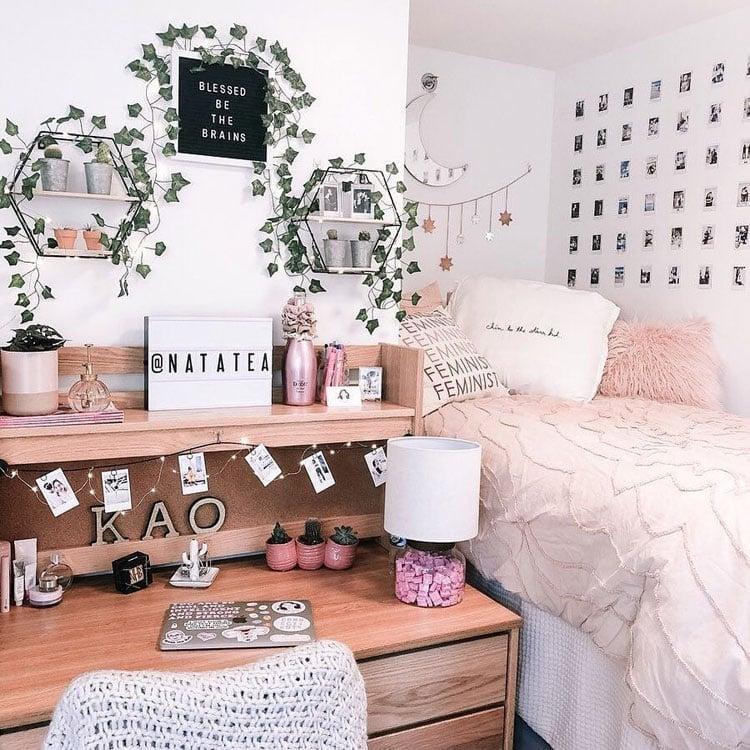 Adorable College Dorm Room Designs