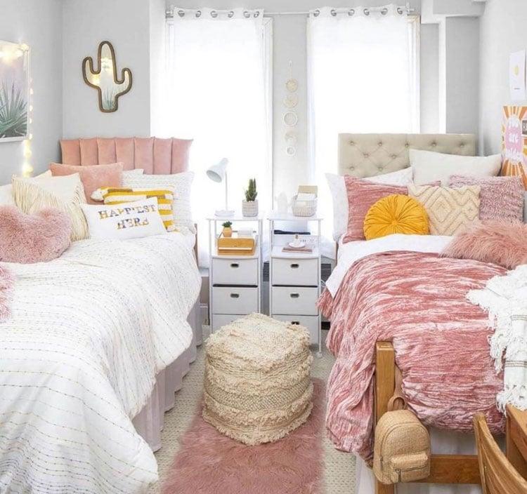 Best Friend Dorm Room Ideas
