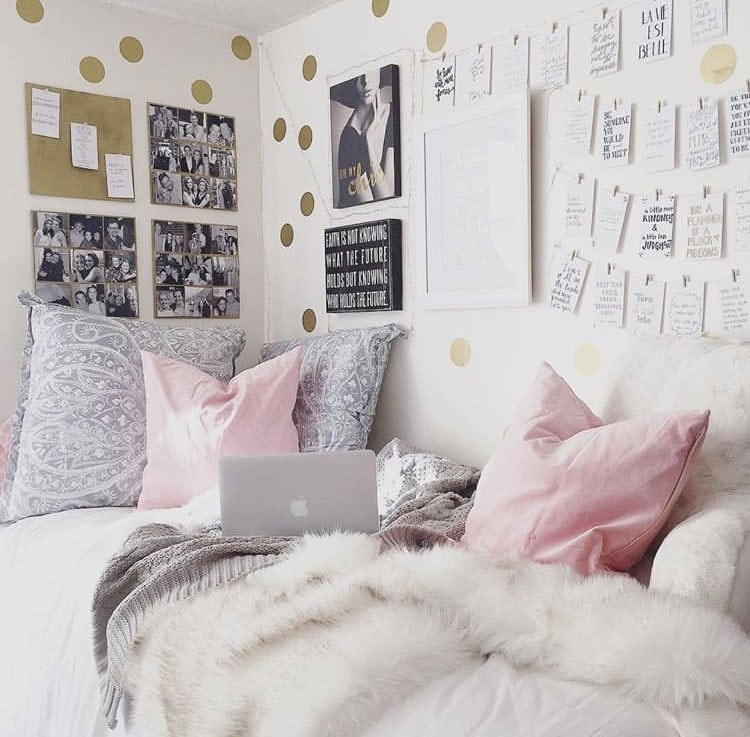 Cute Ways To Decorate Your Dorm Room
