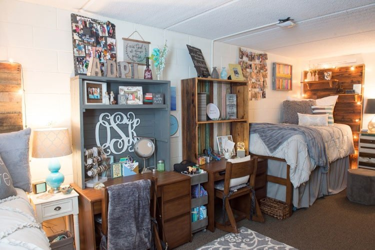 Farmhouse Style Dorm Furniture