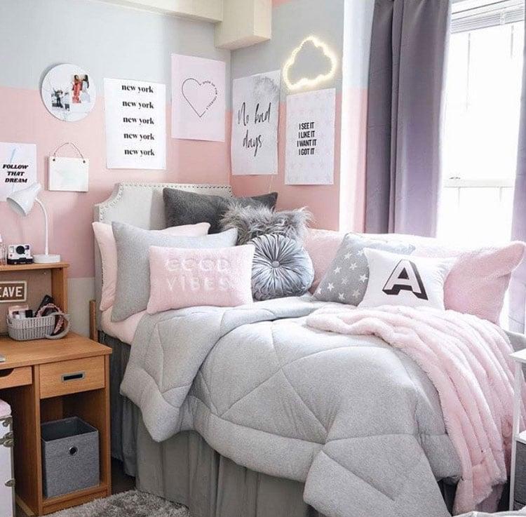 Girly Dorm Room Aesthetic