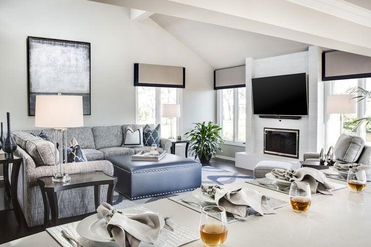 Bachelor Pad Living Room Design Ideas