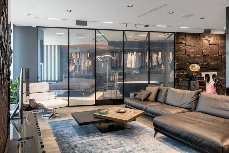 Men's Interior Design Style